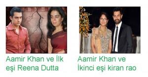 Aamir Khan evli mi