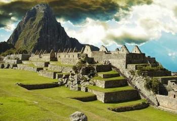 Machu Picchu Antik Kenti