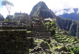 Machu Picchu Antik sehiri