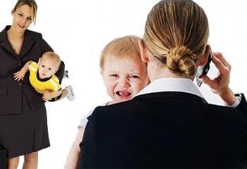 Çalışan ve Çalışmayan Anne Arasındaki 9 Fark