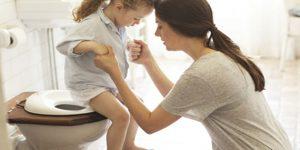 Bebeklerde Tuvalet Eğitimi
