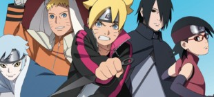 Boruto: Naruto The Movie Anime Filmi