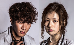 D-DAY Kore Dizi Oyunculari