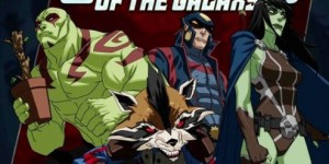 Marvel's Guardians of the Galaxy Dizisi