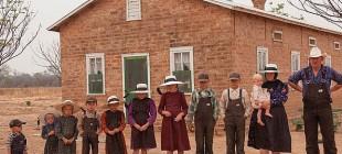 Teknolojiden Uzak Yaşayan Mennonitler