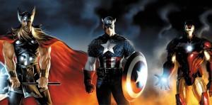 Thor-Captain America-Iron_Man