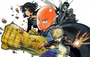one punch man anime dizisi