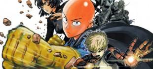One Punch Man Anime Dizisi