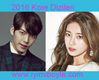 2016 Kore Dizileri