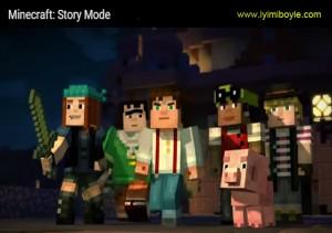MinecraftStory Mode
