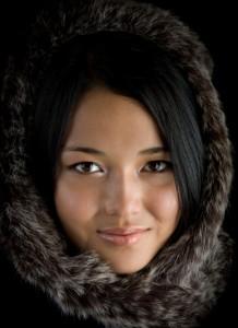 eskimo guzel kiz