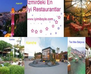 İzmirdeki En İyi 5 Restaurant