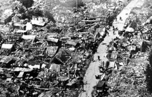1976 Tangsan cin Depremi