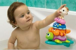 Bebeklerde Banyo korkusunu yenme