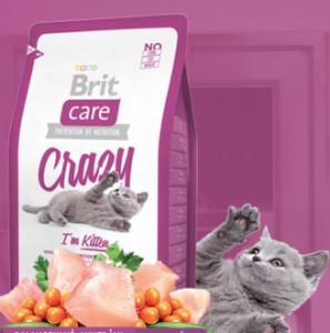 Brit Care CarniLove Kedi Mamasi