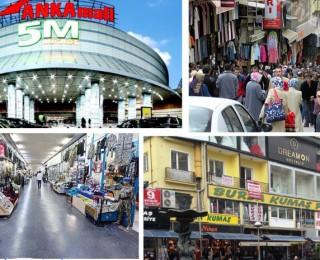 Ankara'da ucuz alışveriş
