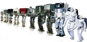 asimo-robotlari