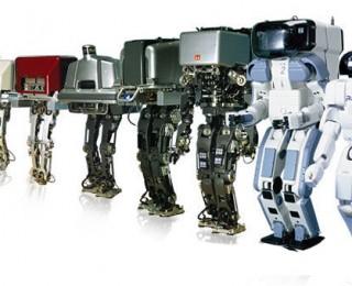 Modern Robotların Kısa Tarihi
