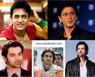 En Yakışıklı Hintli Aktörler