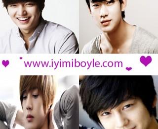 En Yakışıklı Koreli Oyuncular