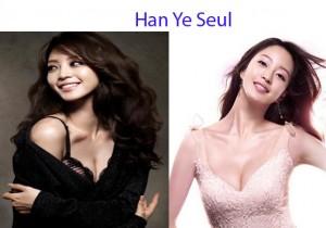 Han Ye Seul Madame Antoine