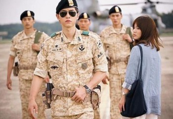 Descendant of the Sun Kore Dizisi