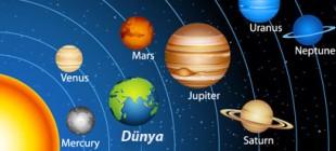 Güneş Sistemi ve Gezegenler