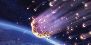 Dünyadaki Önemli Meteor Çarpmaları