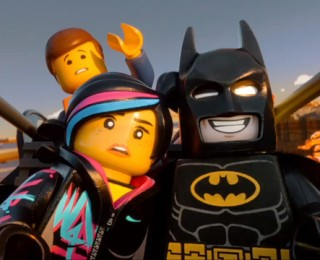The Lego Batman Filmi