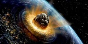 Dünyaya Yaklaşık 15 km Çapında Bir Meteor Çarparsa
