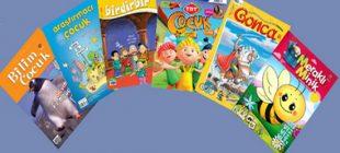 En İyi Çocuk Dergileri