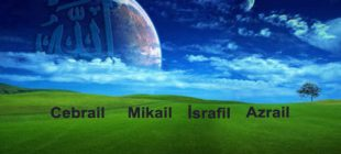 Dört Büyük Meleğin Görevleri Nelerdir