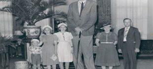 Dünyanın En Uzun Boylu Adamı Robert Wadlow Kimdir