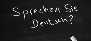 İdare Edecek Kadar Almanca Öğrenme