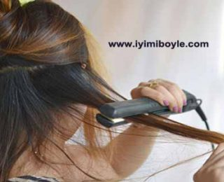 Saç Düzleştiricisi ile Yapılan Hatalar ve Çözümleri