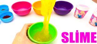 Slime Nasıl Yapılır