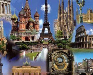 Avrupa'daki Ünlü Şehirlerin İsimleri Nereden Geliyor