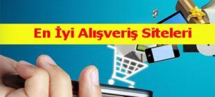 En İyi Alışveriş Siteleri