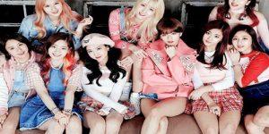Twice Kore Kız Grubu