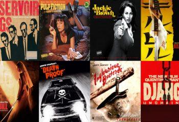 Quentin Tarantino'nun Tüm Filmleri