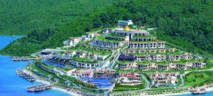 Türkiye'nin En Lüks Tatil Hotelleri