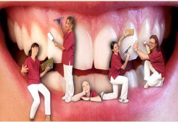Evde Diş Taşı Doğal Yollarla Nasıl Temizlenir