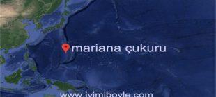Dünyanın En Derin Noktası Olan Mariana Çukuru Hakkında İlginç Bilgiler