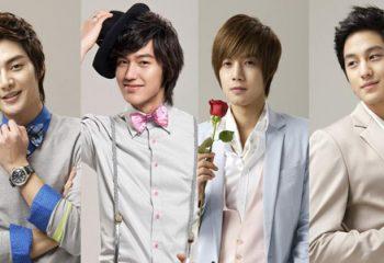En Çok Sevilen Erkek Güney Koreli Oyuncular