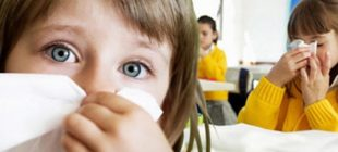 Okul, Kreş ve Bulaşıcı Hastalıklar