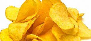 Patates Cipsindeki Kanser Tehlikesi