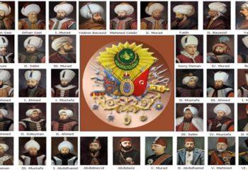 Tahtta Çıkan 36 Osmanlı Padişahı