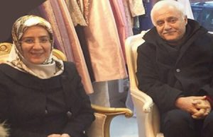 Nihat Hatipoğlu ve eşi emel hatipoğlu?