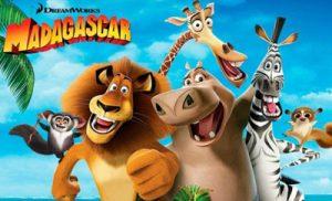 Madagaskar film