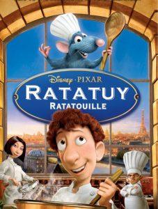 Ratatuy fare filmi